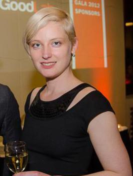 Molly Brennan - 2013 Gala